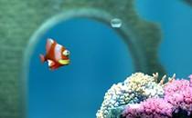 Играть онлайн Рыбка Фредди дело о похищенной раковине бесплатно