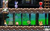 Играть онлайн Снежок охотник за сокровищами 3 бесплатно
