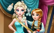 Играть онлайн Холодное сердце для девочек бесплатно