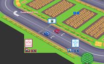 Играть онлайн Турбо дрифтеры бесплатно