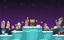 Играть онлайн Огонь и Вода: Огненный и ледяной эльфы 2 бесплатно