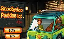 Играть онлайн Скуби Ду паркует автобус бесплатно