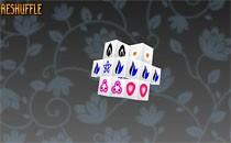 Играть онлайн Маджонг 3Д бесплатно