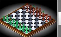 Играть онлайн 3Д флеш-шахматы бесплатно