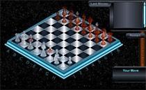 Играть онлайн Галактические 3Д шахматы бесплатно