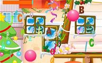 Играть онлайн Найти буквы - 2013 Новый год бесплатно
