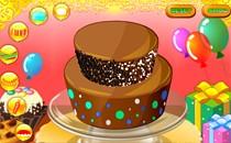 Играть онлайн Торт на Новый Год бесплатно