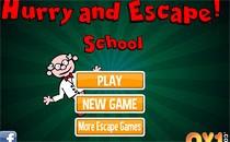Играть онлайн Побег из школы бесплатно