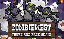 Играть онлайн Препятствия зомби бесплатно