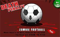 Играть онлайн Зомби-Футбол - Смертельное Пенальти бесплатно