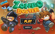 Играть онлайн Ликвидатор зомби бесплатно