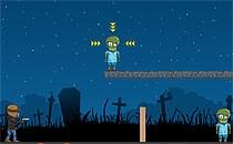 Играть онлайн Мочи зомби бесплатно