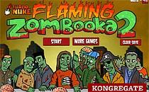 Играть онлайн Пылающая зомбука 2 бесплатно