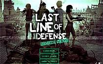 Играть онлайн Последняя Линия Обороны бесплатно