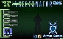 Играть онлайн Уничтожитель Зомби бесплатно