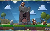 Играть онлайн Зомби у ворот бесплатно