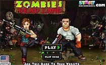 Играть онлайн Зомби. Мертвая земля бесплатно