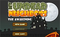 Играть онлайн Мои соседи зомби бесплатно