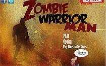Играть онлайн Зомби-воин бесплатно