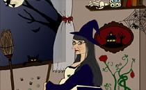 Играть онлайн Найди отличия - Хэллоуин бесплатно