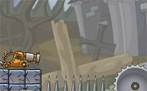 Играть онлайн Пушка: Кровавые монстры бесплатно