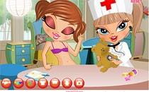 Играть онлайн Маленькие доктора бесплатно