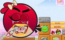 Играть онлайн Злые птички у дантиста бесплатно
