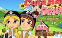 Играть онлайн Симпатичные лошади больницы бесплатно