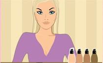 Играть онлайн Мода и макияж Барби бесплатно