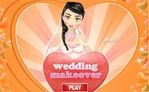 Играть онлайн Макияж для невесты бесплатно