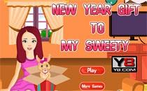 Играть онлайн Мой новогодний подарок бесплатно