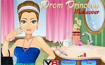 Играть онлайн Накрась Принцессу бесплатно